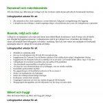 Valprogram - Sidan 2
