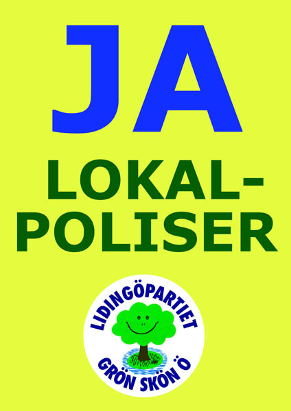 Lokalpoliser L