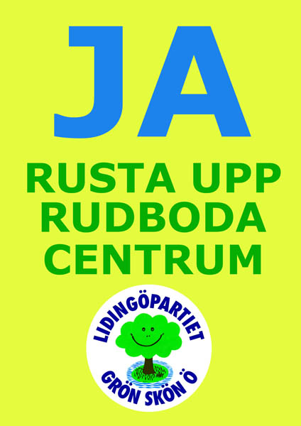 Rusta upp Rudboda L