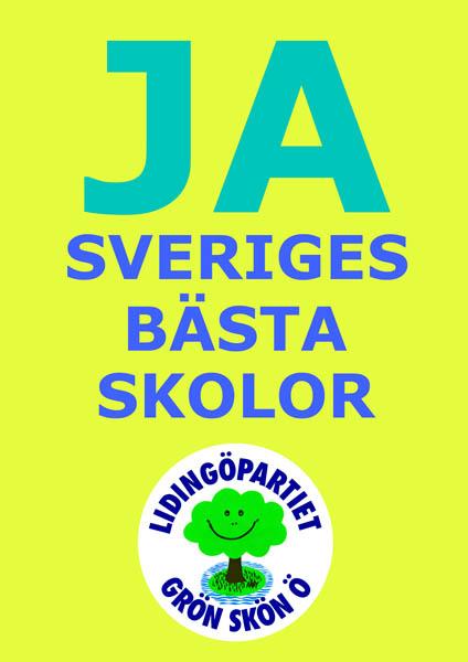 Sveriges bästa skolor L