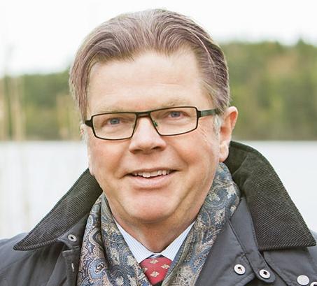 Lars H Ericsson